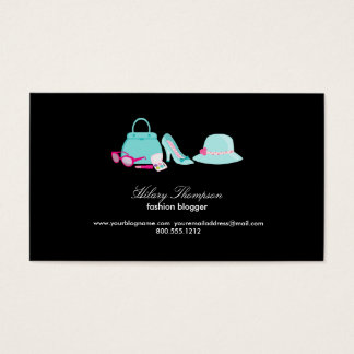 Fashion Blogger Calling Cards