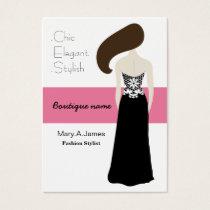 fashion boutique Business Cards