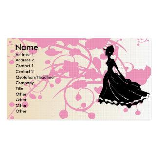 Fashion Boutique or Salon Business Card