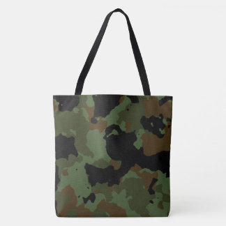 Fashion Camo Tote Bag
