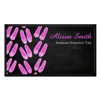 Fashion/Complements/Accessories/shoes Business Card