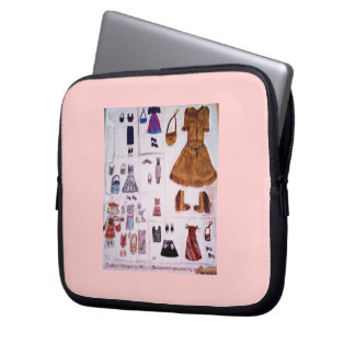 Fashion Design Gal Electronics Bag Laptop Sleeves