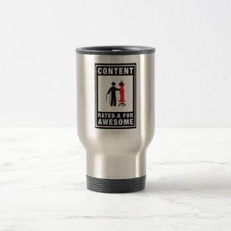 Fashion Designer Travel Mug