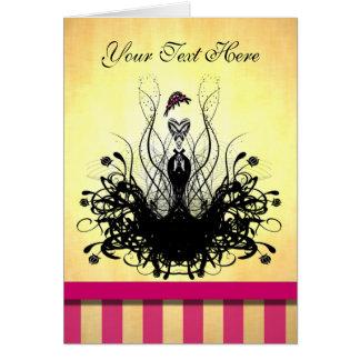 Fashion Diva Card