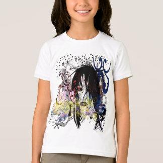Fashion Diva Swirled T-Shirt