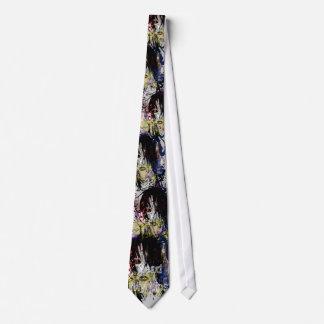 Fashion Diva Swirled Tie