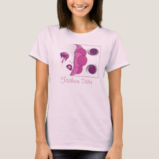 Fashion Diva T-Shirt