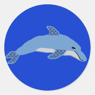 Fashion Dolphin stickers