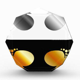 Fashion eye wear acrylic award