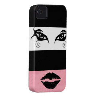 Fashion face fix iPhone 4 cover