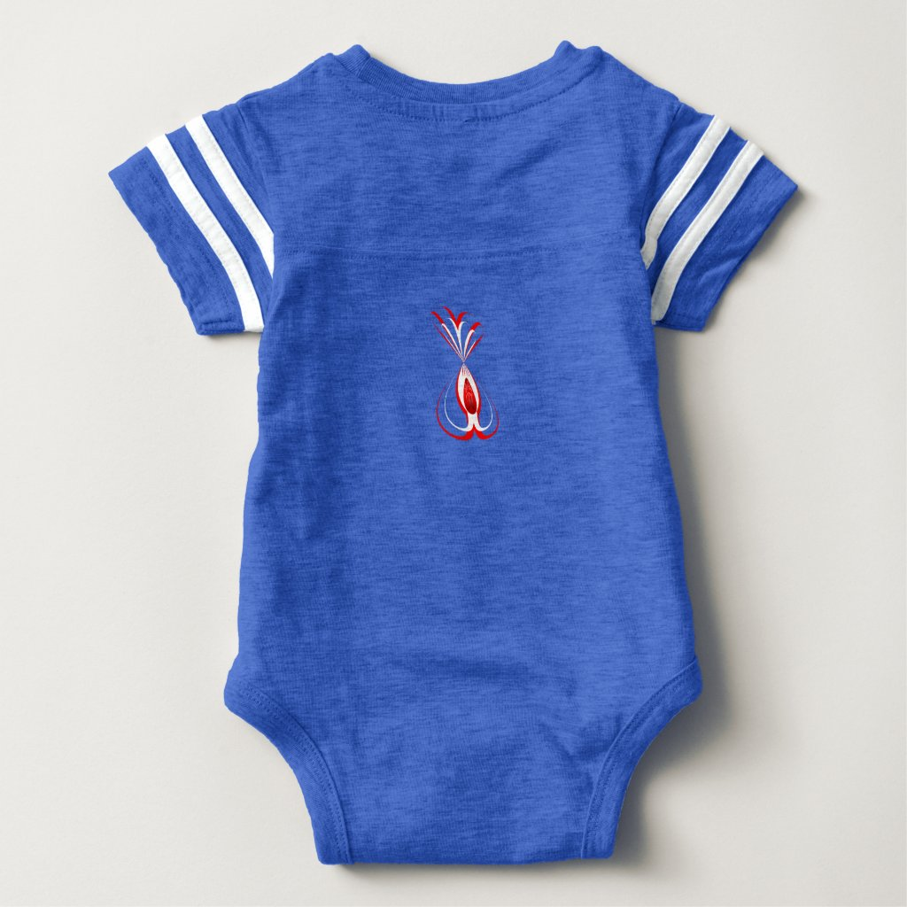Fashion Fades Baby Bodysuit