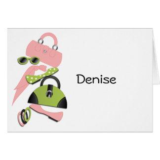Fashion Finds Card