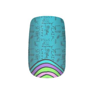 Fashion Fixation Hypnotic Nails Minx® Nail Wraps