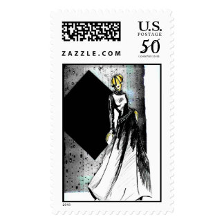 """Fashion For New Years"" Postage"