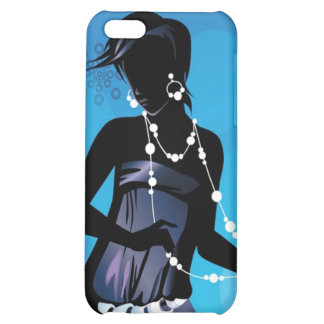 Fashion Girl iPhone 4 Speck Case iPhone 5C Case