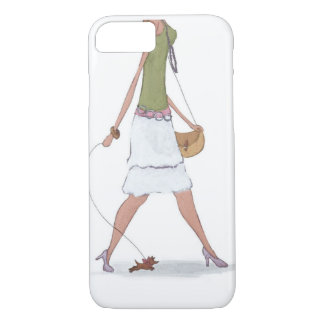 Fashion Girl iPhone 7 case