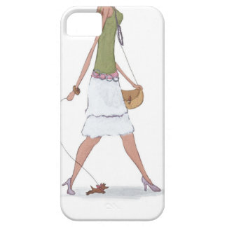 Fashion Girl iPhone Case iPhone 5 Covers