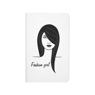 Fashion girl journal