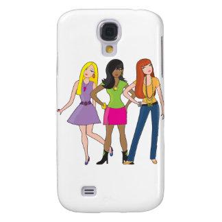 fashion girls galaxy s4 case