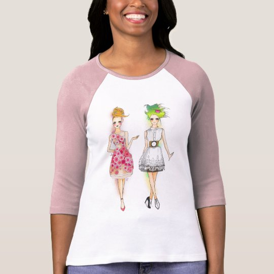 Fashion Girls T-Shirt