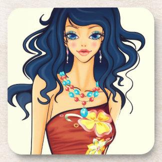 Fashion Godess Coaster