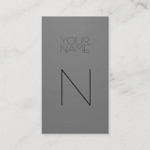 Fashion business cards 21200 fashion business card templates fashion gray business card colourmoves