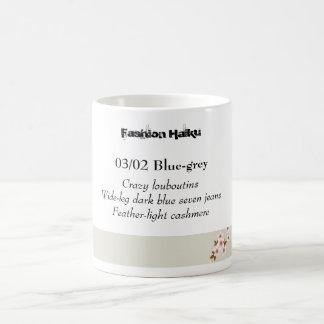 Fashion Haiku 01 Coffee Mug
