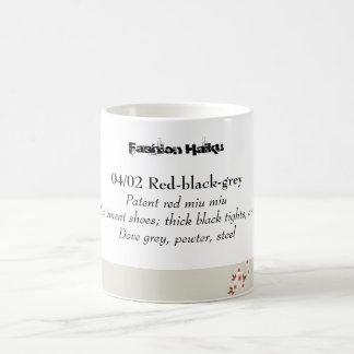 Fashion Haiku 02 Coffee Mug