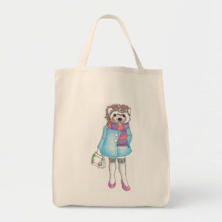Fashion Hedgie Tote Bags