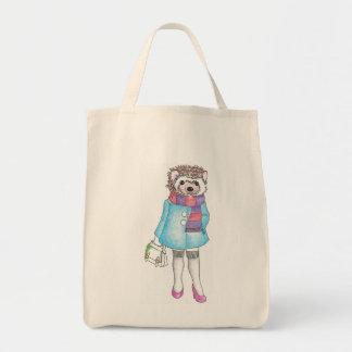 Fashion Hedgie Tote Bag