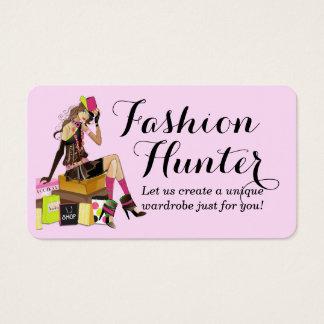 Fashion Hunter Business Card