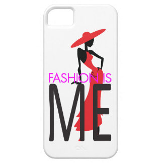Fashion is ME iPhone SE/5/5s Case