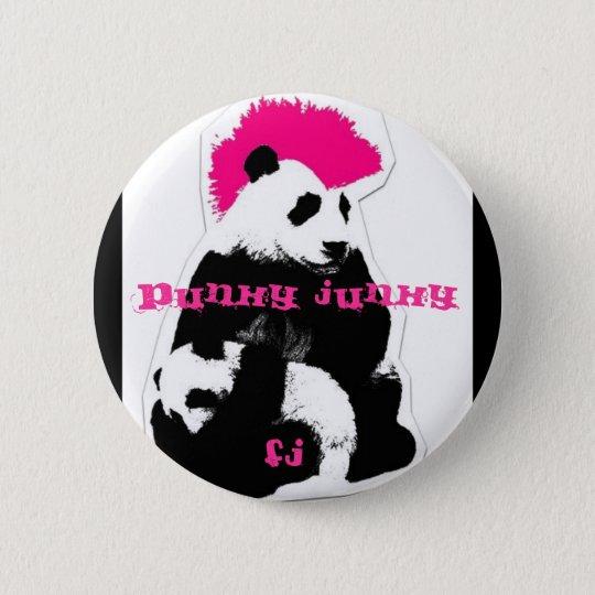 Fashion Junky Button