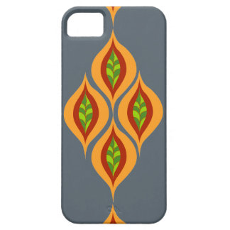 Fashion Leaves on iPhone 5/5S Barely There Case