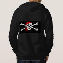 Fashion Mens skull crossbones Apparel Clothing Hoodie