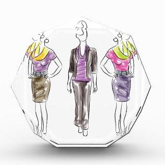 Fashion Model Sketches Award