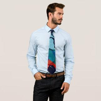 fashion modern tye neck tie