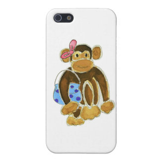 Fashion Monkey Cases For iPhone 5