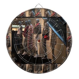 Fashion Parade Models Tshirts Clothing template Dart Board