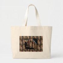 Fashion Parade Models Tshirts Clothing template Large Tote Bag