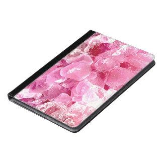 Fashion pink gemstone