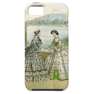 Fashion Plate iPhone 5 case