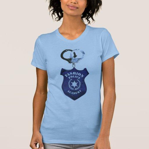 Fashion Police Academy T Shirt