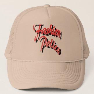 Fashion Police Trucker Hat