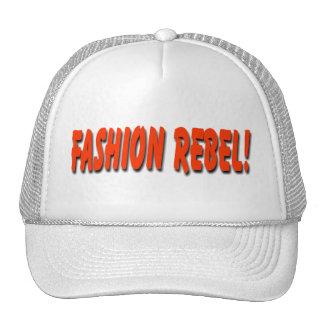 """Fashion Rebel!"" Trucker Hat"