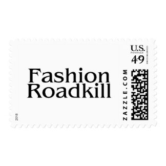 Fashion Roadkill Postage