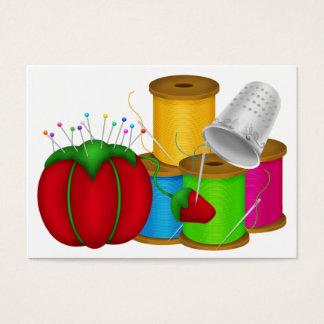 Fashion - Seamstress Card / Tag - SRF