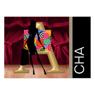 Fashion/ Seamstress/ Designer Large Business Cards (Pack Of 100)