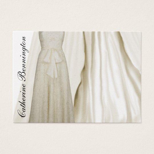 Fashion / Seamstress - SRF Business Card