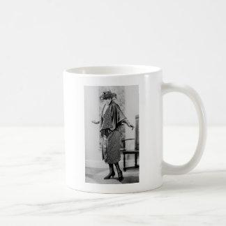 Fashion Show, 1920s Coffee Mug